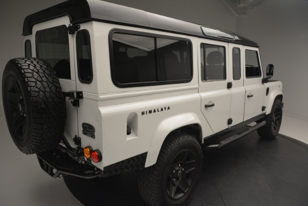 Used 1994 Land Rover Defender 130 Himalaya for sale Sold at Maserati of Westport in Westport CT 06880 8