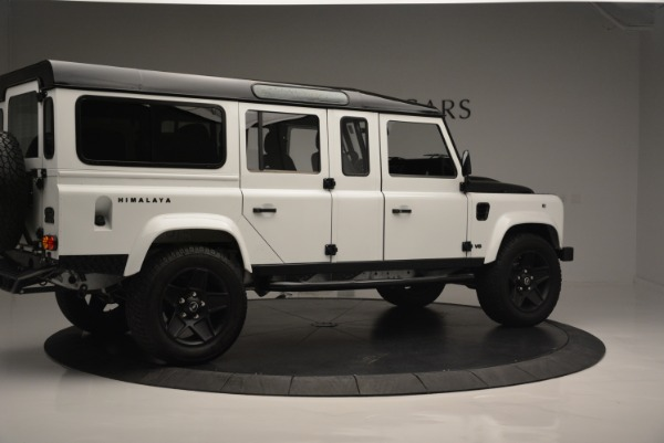 Used 1994 Land Rover Defender 130 Himalaya for sale Sold at Maserati of Westport in Westport CT 06880 9
