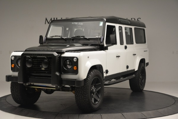 Used 1994 Land Rover Defender 130 Himalaya for sale Sold at Maserati of Westport in Westport CT 06880 1