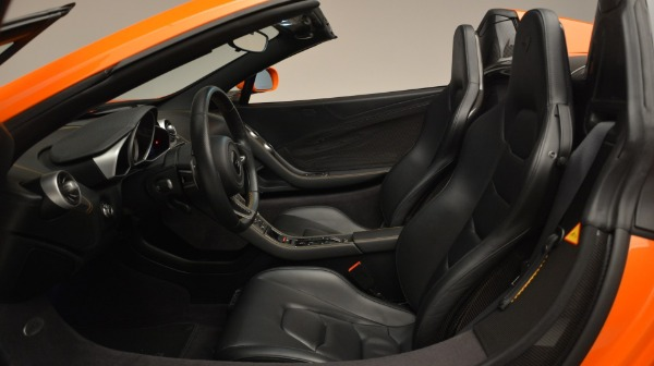 Used 2015 McLaren 650S Spider Convertible for sale Sold at Maserati of Westport in Westport CT 06880 22
