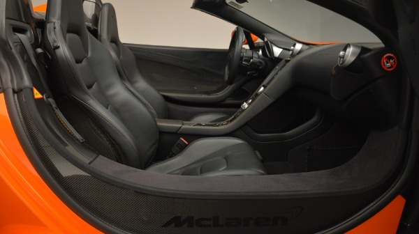 Used 2015 McLaren 650S Spider Convertible for sale Sold at Maserati of Westport in Westport CT 06880 26