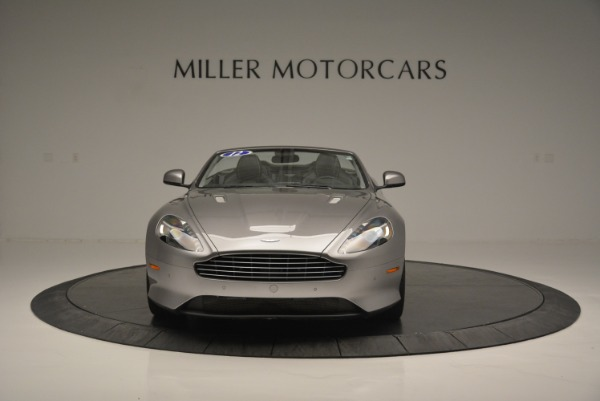 Used 2012 Aston Martin Virage Volante for sale Sold at Maserati of Westport in Westport CT 06880 12