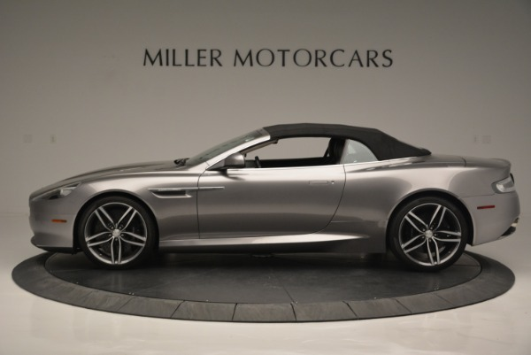 Used 2012 Aston Martin Virage Volante for sale Sold at Maserati of Westport in Westport CT 06880 15