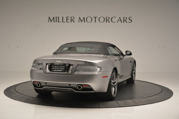 Used 2012 Aston Martin Virage Volante for sale Sold at Maserati of Westport in Westport CT 06880 19