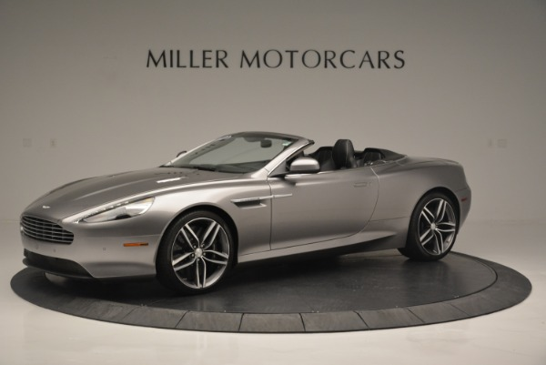 Used 2012 Aston Martin Virage Volante for sale Sold at Maserati of Westport in Westport CT 06880 2