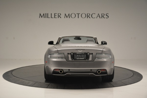 Used 2012 Aston Martin Virage Volante for sale Sold at Maserati of Westport in Westport CT 06880 6
