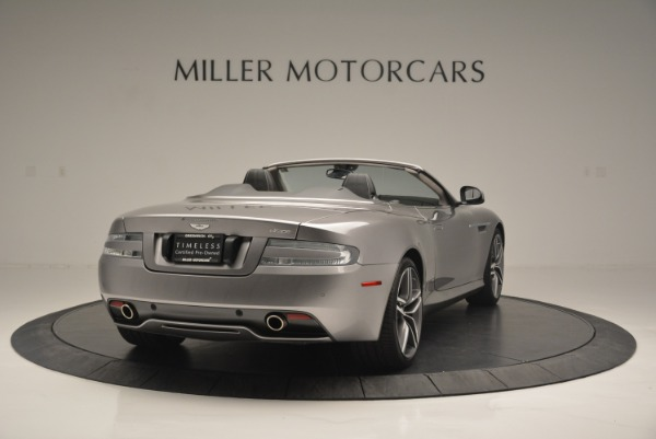 Used 2012 Aston Martin Virage Volante for sale Sold at Maserati of Westport in Westport CT 06880 7