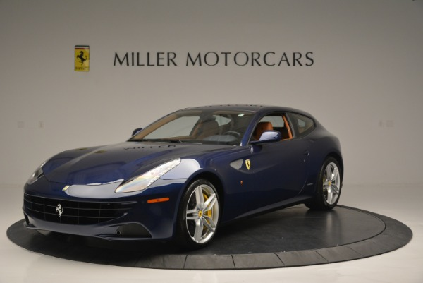 Used 2015 Ferrari FF for sale Sold at Maserati of Westport in Westport CT 06880 1
