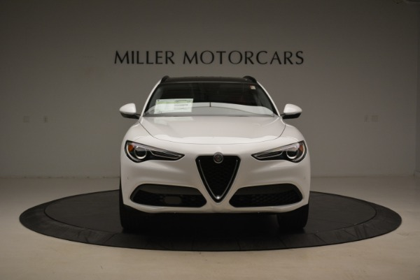 New 2018 Alfa Romeo Stelvio Ti Sport Q4 for sale Sold at Maserati of Westport in Westport CT 06880 12