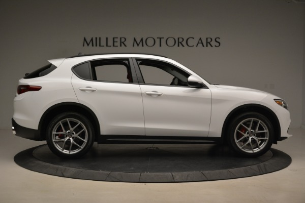 New 2018 Alfa Romeo Stelvio Ti Sport Q4 for sale Sold at Maserati of Westport in Westport CT 06880 9