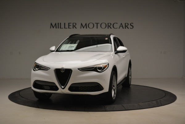 New 2018 Alfa Romeo Stelvio Ti Sport Q4 for sale Sold at Maserati of Westport in Westport CT 06880 1