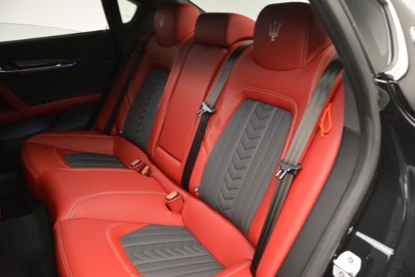 New 2018 Maserati Quattroporte S Q4 GranLusso for sale Sold at Maserati of Westport in Westport CT 06880 18
