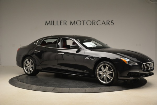 New 2018 Maserati Quattroporte S Q4 GranLusso for sale Sold at Maserati of Westport in Westport CT 06880 10