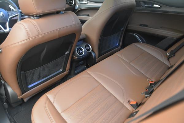Used 2018 Alfa Romeo Stelvio Ti Sport Q4 for sale $36,900 at Maserati of Westport in Westport CT 06880 17