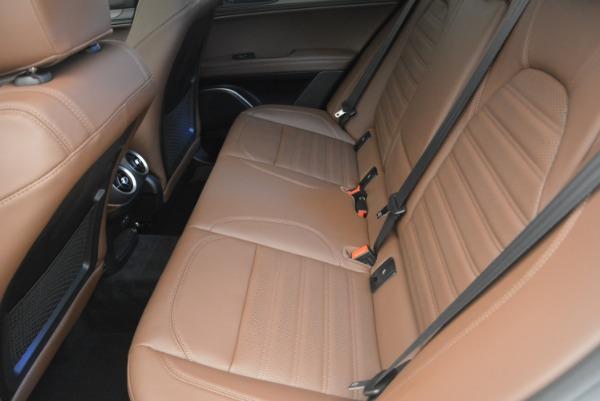 Used 2018 Alfa Romeo Stelvio Ti Sport Q4 for sale $36,900 at Maserati of Westport in Westport CT 06880 18