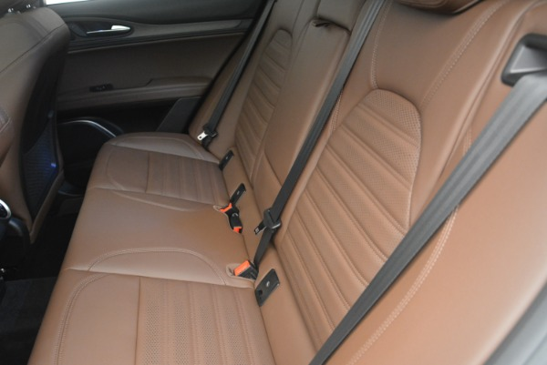 Used 2018 Alfa Romeo Stelvio Ti Sport Q4 for sale $36,900 at Maserati of Westport in Westport CT 06880 19