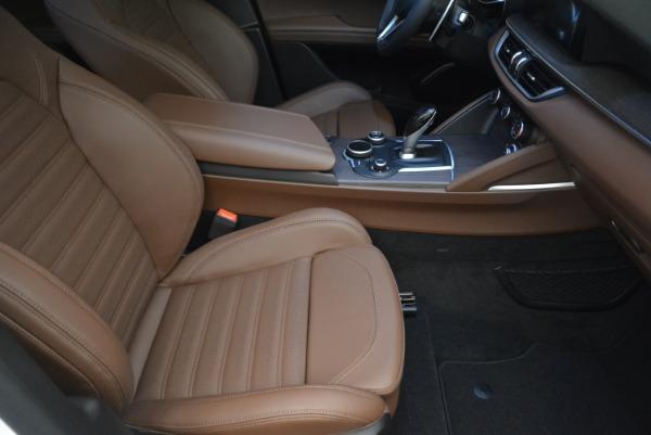 Used 2018 Alfa Romeo Stelvio Ti Sport Q4 for sale $36,900 at Maserati of Westport in Westport CT 06880 21