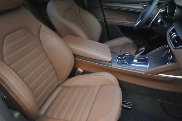 Used 2018 Alfa Romeo Stelvio Ti Sport Q4 for sale $36,900 at Maserati of Westport in Westport CT 06880 22
