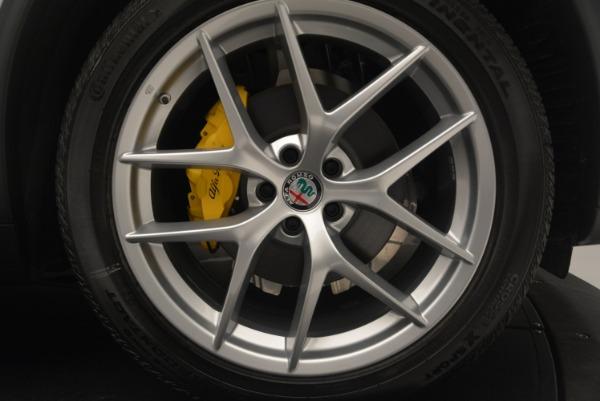 Used 2018 Alfa Romeo Stelvio Ti Sport Q4 for sale $36,900 at Maserati of Westport in Westport CT 06880 26