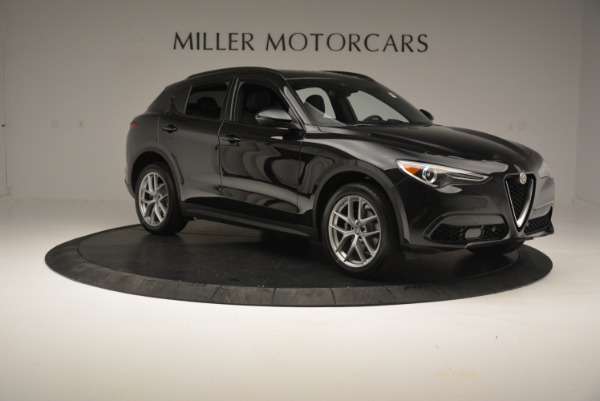 New 2018 Alfa Romeo Stelvio Ti Sport Q4 for sale Sold at Maserati of Westport in Westport CT 06880 14