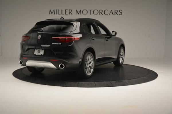 New 2018 Alfa Romeo Stelvio Ti Sport Q4 for sale Sold at Maserati of Westport in Westport CT 06880 8