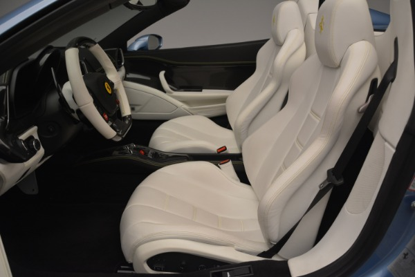 Used 2012 Ferrari 458 Spider for sale Sold at Maserati of Westport in Westport CT 06880 26