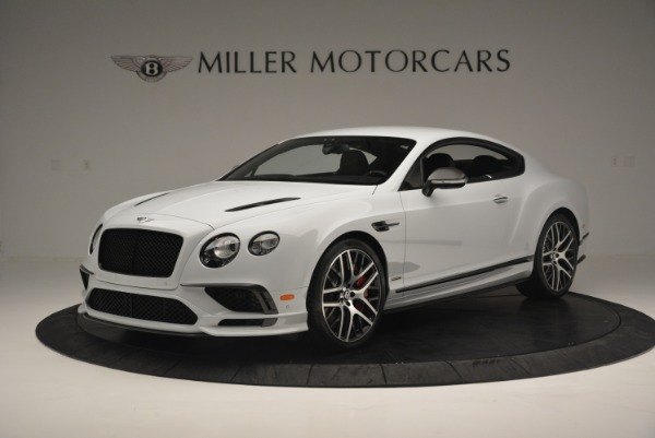 Used 2017 Bentley Continental GT Supersports for sale Sold at Maserati of Westport in Westport CT 06880 2