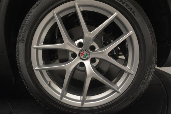 New 2018 Alfa Romeo Stelvio Ti Q4 for sale Sold at Maserati of Westport in Westport CT 06880 8