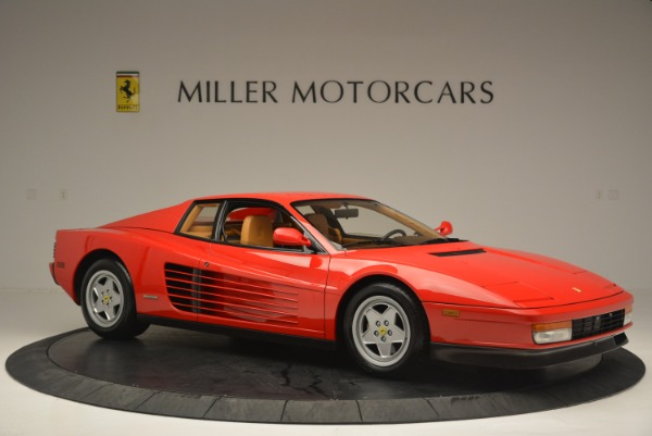 Used 1990 Ferrari Testarossa for sale Sold at Maserati of Westport in Westport CT 06880 10