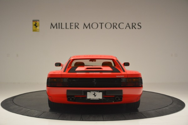 Used 1990 Ferrari Testarossa for sale Sold at Maserati of Westport in Westport CT 06880 6