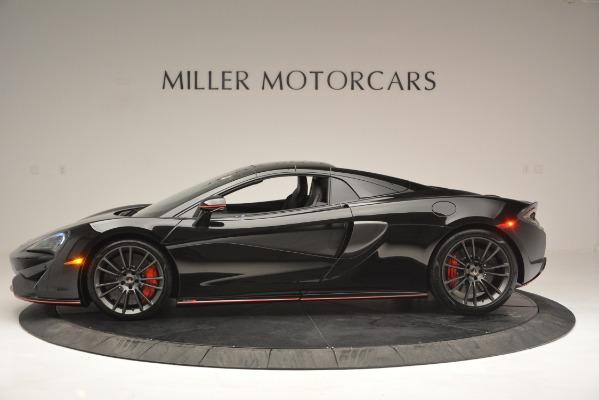 Used 2018 McLaren 570S Spider for sale Sold at Maserati of Westport in Westport CT 06880 16