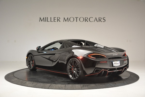 Used 2018 McLaren 570S Spider for sale Sold at Maserati of Westport in Westport CT 06880 17
