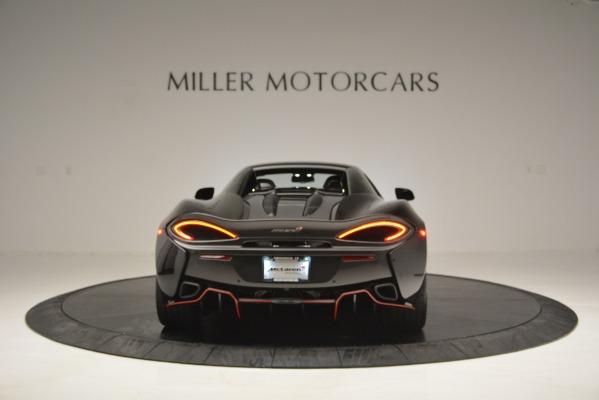 Used 2018 McLaren 570S Spider for sale Sold at Maserati of Westport in Westport CT 06880 18