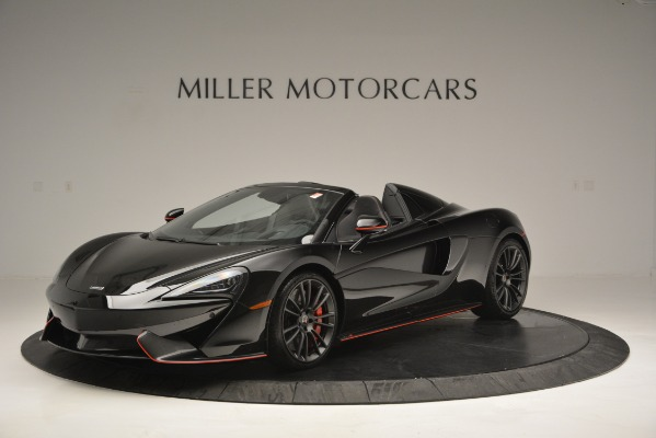 Used 2018 McLaren 570S Spider for sale Sold at Maserati of Westport in Westport CT 06880 2