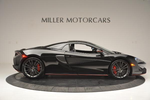 Used 2018 McLaren 570S Spider for sale Sold at Maserati of Westport in Westport CT 06880 20