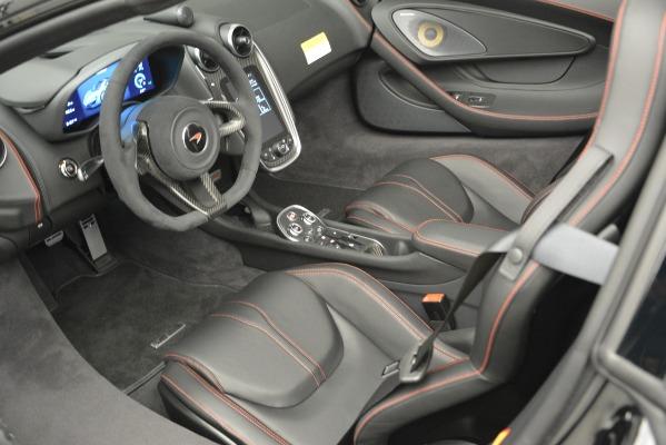 Used 2018 McLaren 570S Spider for sale Sold at Maserati of Westport in Westport CT 06880 23