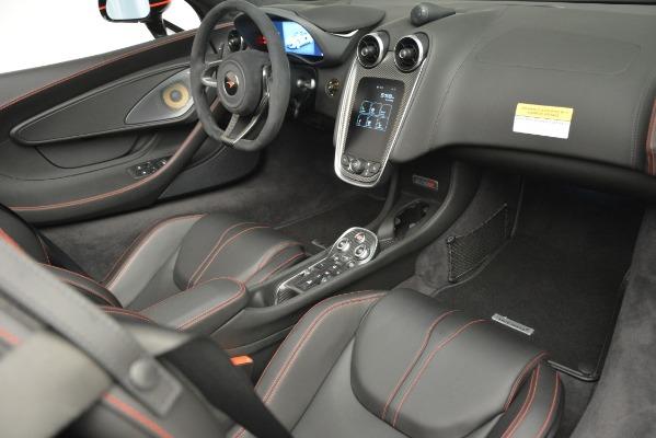 Used 2018 McLaren 570S Spider for sale Sold at Maserati of Westport in Westport CT 06880 26