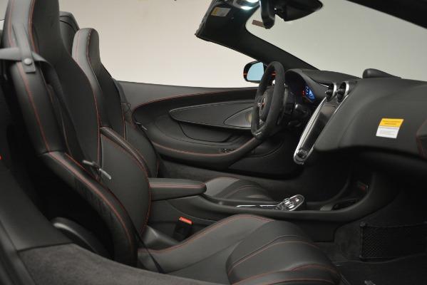 Used 2018 McLaren 570S Spider for sale Sold at Maserati of Westport in Westport CT 06880 27
