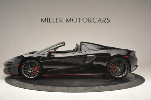 Used 2018 McLaren 570S Spider for sale Sold at Maserati of Westport in Westport CT 06880 3