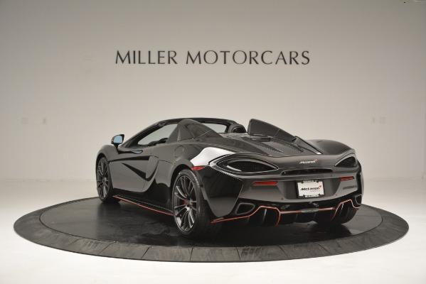 Used 2018 McLaren 570S Spider for sale Sold at Maserati of Westport in Westport CT 06880 5