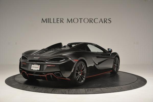 Used 2018 McLaren 570S Spider for sale Sold at Maserati of Westport in Westport CT 06880 7