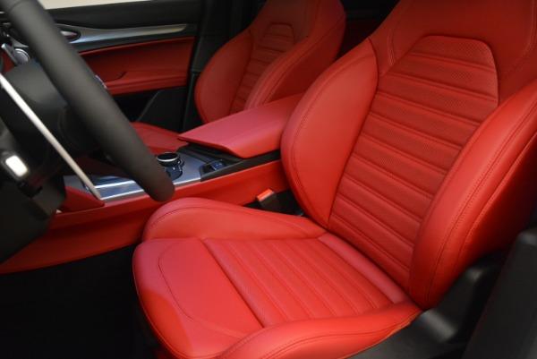 Used 2018 Alfa Romeo Stelvio Ti Sport Q4 for sale $36,900 at Maserati of Westport in Westport CT 06880 14