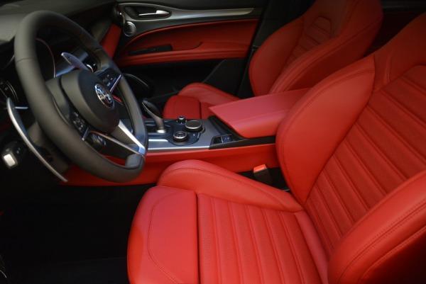 Used 2018 Alfa Romeo Stelvio Ti Sport Q4 for sale $36,900 at Maserati of Westport in Westport CT 06880 15