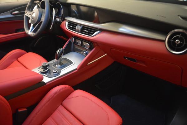 Used 2018 Alfa Romeo Stelvio Ti Sport Q4 for sale $36,900 at Maserati of Westport in Westport CT 06880 23