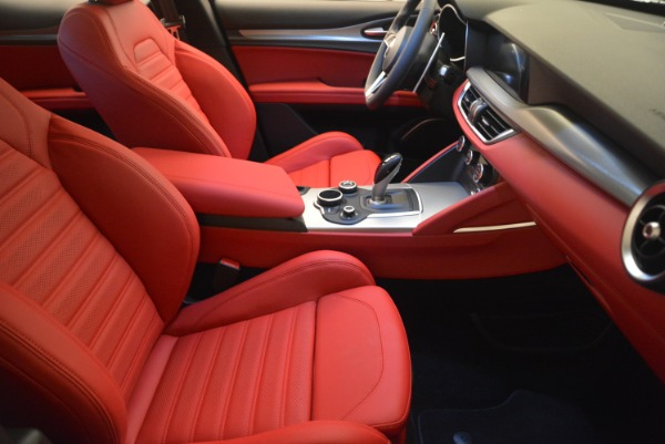 Used 2018 Alfa Romeo Stelvio Ti Sport Q4 for sale $36,900 at Maserati of Westport in Westport CT 06880 24
