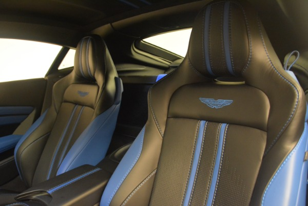 Used 2019 Aston Martin Vantage Coupe for sale $132,990 at Maserati of Westport in Westport CT 06880 18