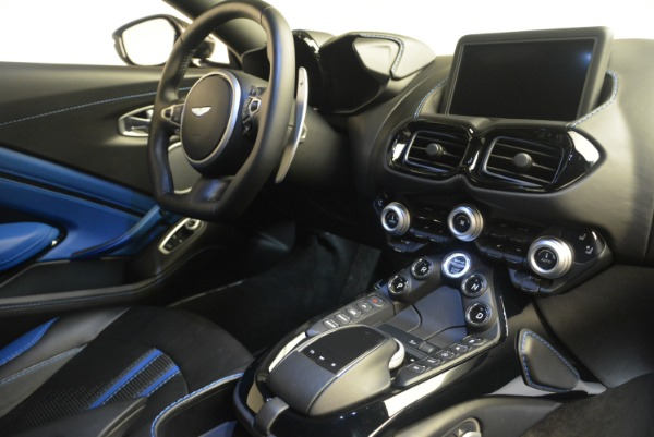 Used 2019 Aston Martin Vantage Coupe for sale $132,990 at Maserati of Westport in Westport CT 06880 22