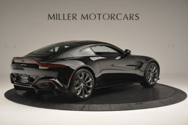 Used 2019 Aston Martin Vantage Coupe for sale $132,990 at Maserati of Westport in Westport CT 06880 8
