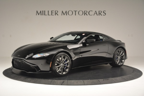Used 2019 Aston Martin Vantage Coupe for sale $132,990 at Maserati of Westport in Westport CT 06880 1