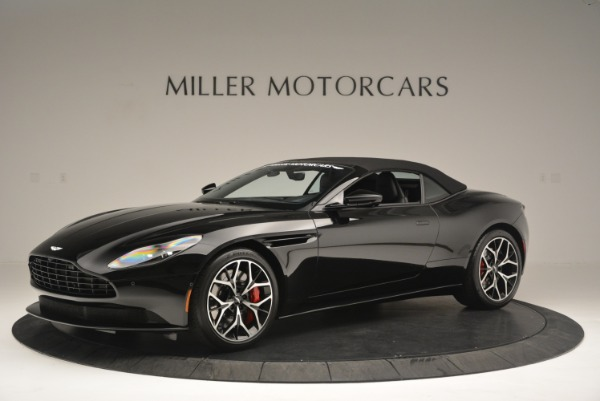 New 2019 Aston Martin DB11 V8 Convertible for sale Sold at Maserati of Westport in Westport CT 06880 14